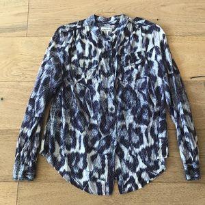 Calvin Klein blouse, size S